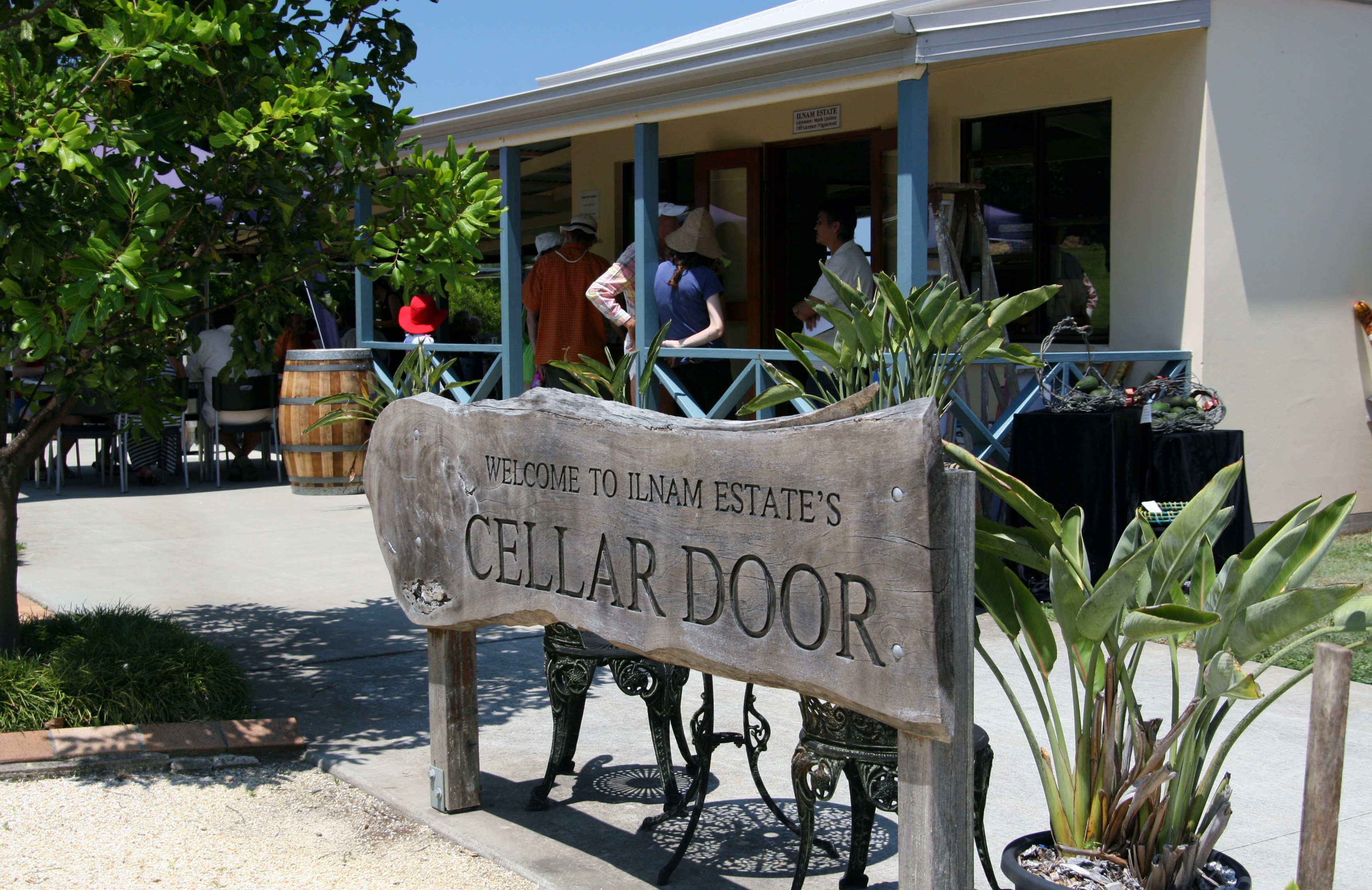 ILNAM Estate Cellar Door